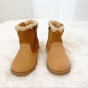 Zara infant boy winter boots size 6